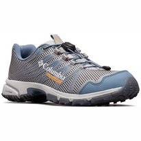 Trail Running Shoes Columbia Women Mountain Masochist IV Slate Grey Jupiter